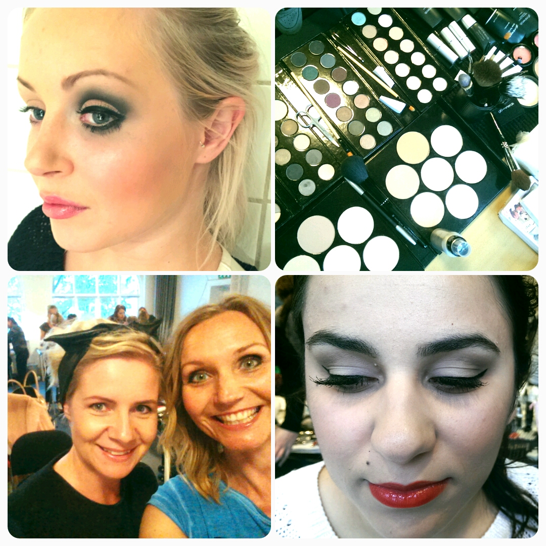 makeup artist århus