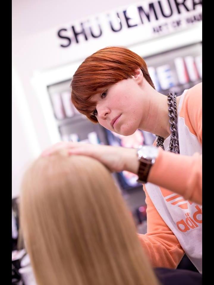 Makeup artist i Dubai