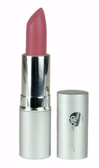 makeup tip til vinter friske kinder med rosa læbestift fra glominerals