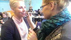 kosmetolog Laila Damgaard har fulgt sin drøm og er nu selvstændig