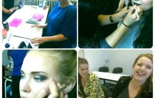 Nu kan du også tage makeup artist uddannelsen i København