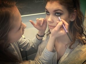 drømmejobbet som makeup artist hos MAC