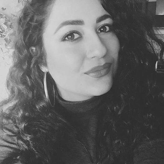 Lilav Zada er makeup artist på spillefilm
