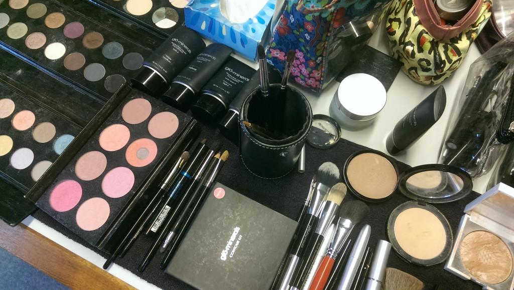 Alle har en passion for makeup, skønhed og styling på makeup artist uddannelsenlsen