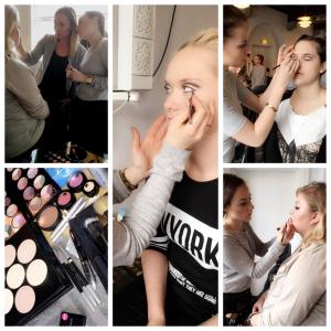 Spændende opgaver som makeup artist