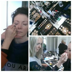 Makeup artist uddannelse i København