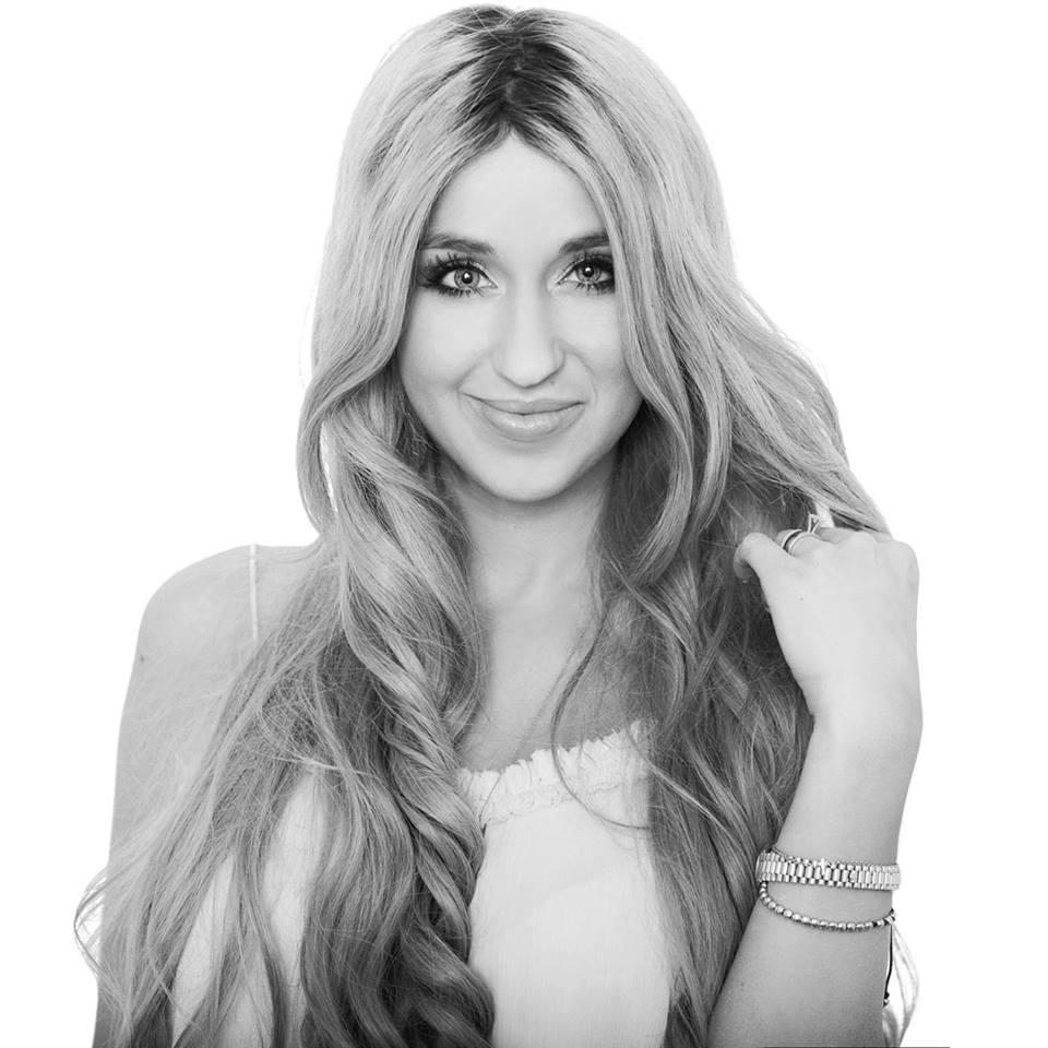 makeup artist Jacqueline har sin egen skønhedsblog