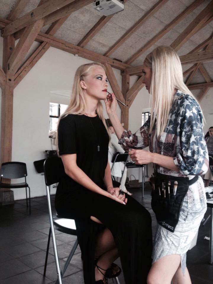 Drømmejobbet som makeup artist