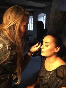 Kosmetolog, negletekniker og makeup artist